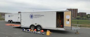 Massachusetts Oil Spill Response Trailer Tracking System
